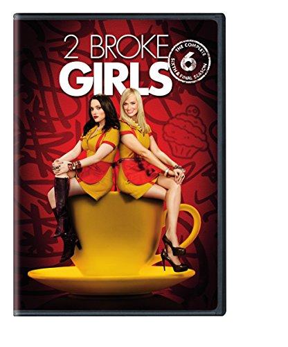 2 Broke Girls: The Complete Sixth Season (3 Dvd) [Edizione: Stati Uniti]