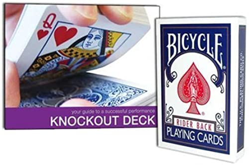 The Bicycle Knockout Deck from Magic Makers - Amazing Magic  by Magic Makers
