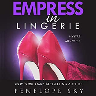 Empress in Lingerie cover art