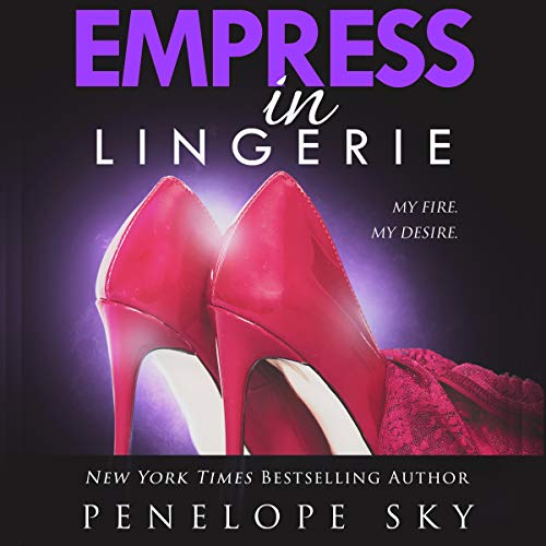 Empress in Lingerie audiobook cover art