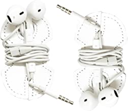 Leather Headphone Wrap 2-Pack Handmade by Hide & Drink :: White