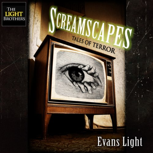 Screamscapes cover art