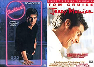 When Tom Cruise Ruled 2-Movie Bundle - Cocktail & Jerry Maguire 2-DVD Collection
