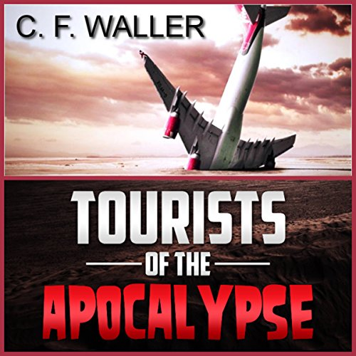 Tourists of the Apocalypse audiobook cover art
