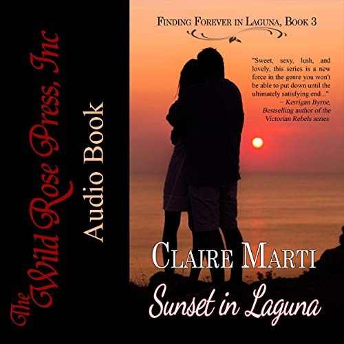 Sunset in Laguna audiobook cover art