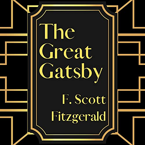 The Great Gatsby (Unabridged) cover art