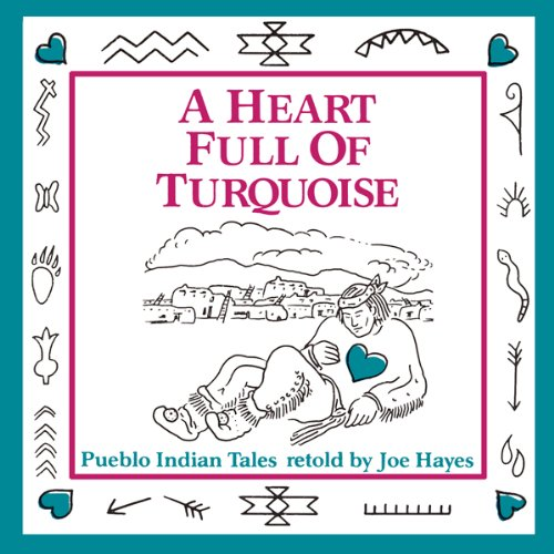 A Heart Full of Turquoise audiobook cover art