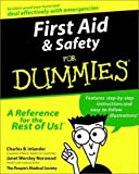 First Aid & Safety For Dummies by Charles B. Inlander (1999-11-22)
