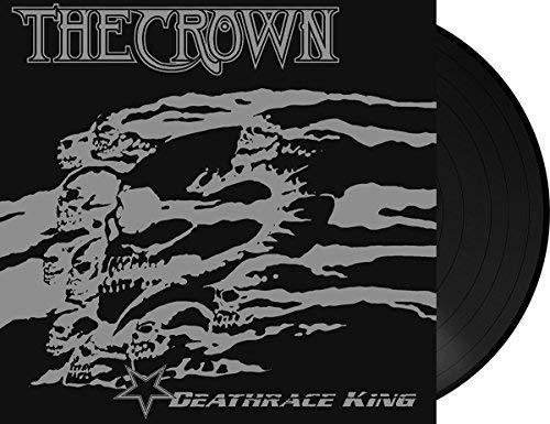 Crown,the: Deathrace King [Vinyl LP] (Vinyl)