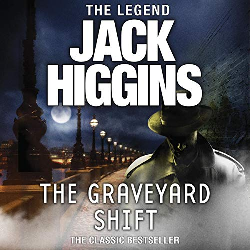 The Graveyard Shift audiobook cover art