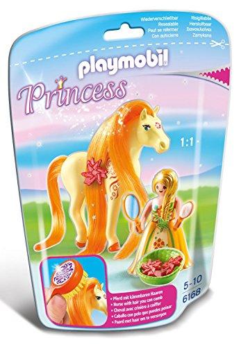 PLAYMOBIL - Princesa Sol Caballo Playsets Figuras