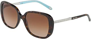 Tiffany 0TF4137BF-80153B- Dark Havana 56mm Womens