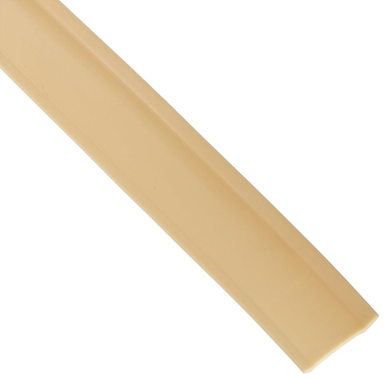 RV Designer E325, Standard Vinyl Insert Trim, 1 inch Wide, 25 foot Roll, Beige