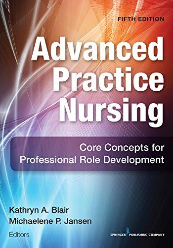 510eL6dEd3L - Advanced Practice Nursing: Core Concepts for Professional Role Development