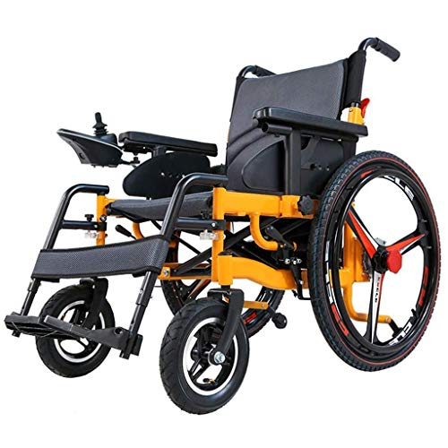 高齢者や障害者のための折りたたみ式電動車椅子電動車椅子車椅子四輪スクーターインテリジェント自動車いす