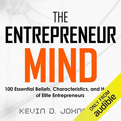 The Entrepreneur Mind audiobook cover art