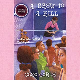 A Brew to a Kill audiobook cover art