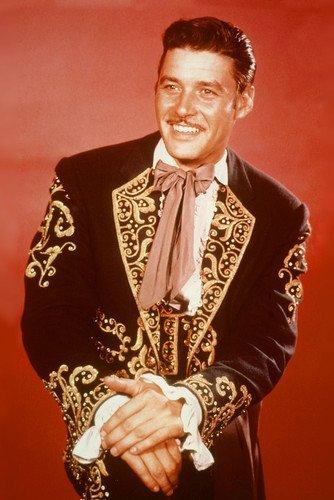 Guy Williams In Zorro 24X36 Color Poster