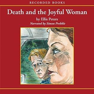 Death and the Joyful Woman audiobook cover art