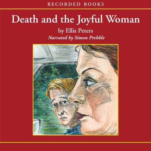 Death and the Joyful Woman audiobook cover art