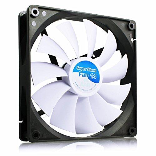 AAB Cooling Super Silent Fan 14 - una Silenziosa e Molto Efficiente...
