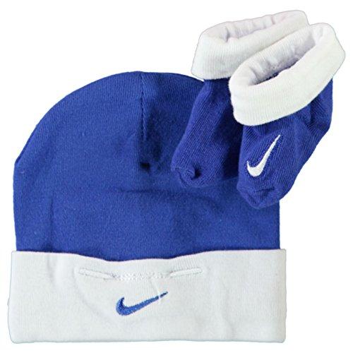 Nike Baby Bootie und Mütze Hut Set Schuhe für Neugeborene 0-6 Monate