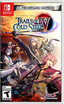 The Legend of Heroes: Trails of Cold Steel IV for Nintendo Switch