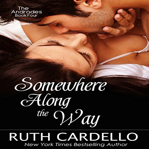 Somewhere Along the Way audiobook cover art