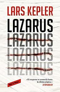 Lazarus par Lars Kepler