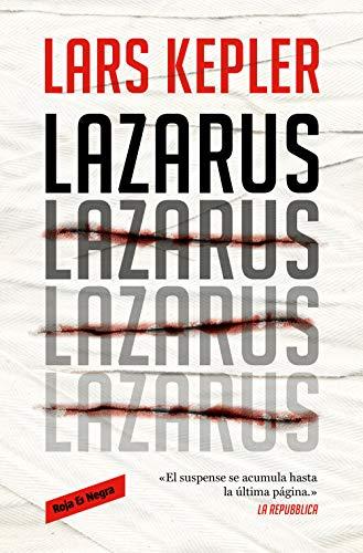 Lazarus de [Lars Kepler]