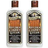 Parker & Bailey Kitchen Cabinet Cream 8oz, 2 Pack