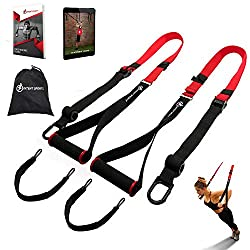 Stay fit while traveling by using resistance bands- Develop your strength, your balance, and even your flexibility by using your body weight. Endless options for different exercises. I would recommend consulting a trainer if you never tried TRX before.