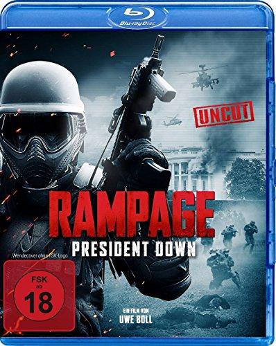 Rampage - President Down [Blu-ray]