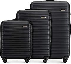 WITTCHEN Koffer – Set of 3   hartschalen, Material: ABS   hochwertiger und Stabiler  ..