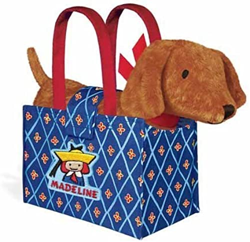 Yottoy - Genevieve in Madeline Tote Bag, 9  by Madeline