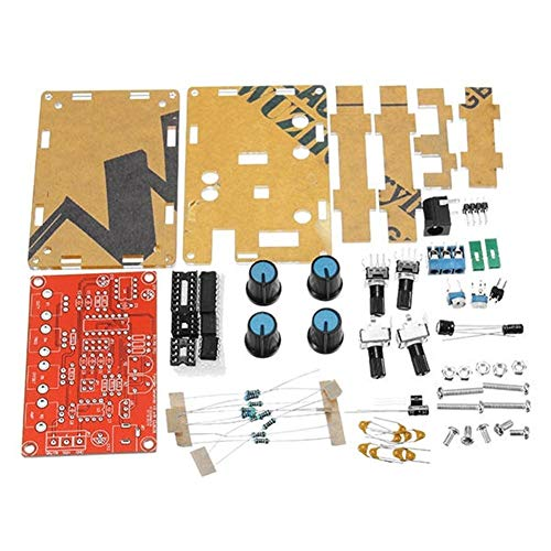 Sandy Ckingys ICL8038 Signalgenerator DIY Multifunktionaler Niederfrequenz-Signalgenerator Speichermodule