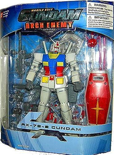 Ahorre 60% de descuento y envío rápido a todo el mundo. Mobile Suit Gundam Arch Enemy RX-78-2 Gundam (japan import) import) import)  Todos los productos obtienen hasta un 34% de descuento.