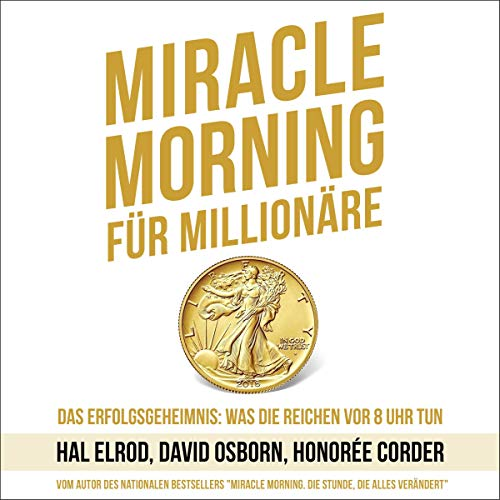 Page de couverture de Miracle Morning für Millionäre