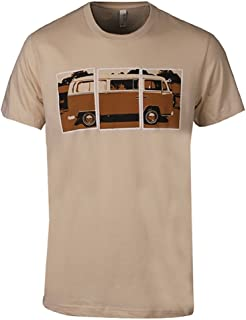 Volkswagen Genuine VW Driver Gear Bus Photographic T-Shirt Tee