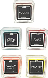 Star Wars Scented Candle Set A New Hope