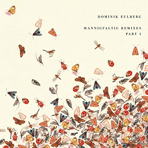 Mannigfaltig Remixes (Part 1-Mind Against,Natha [Vinyl Maxi-Single]