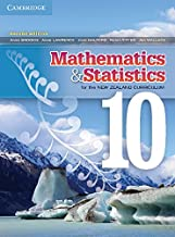 Mathematics and Statistics for the New Zealand Curriculum Year 10 Second Edition PDF Textbook (Cambridge Mathematics and Statistics for the New Zealand Curriculum)