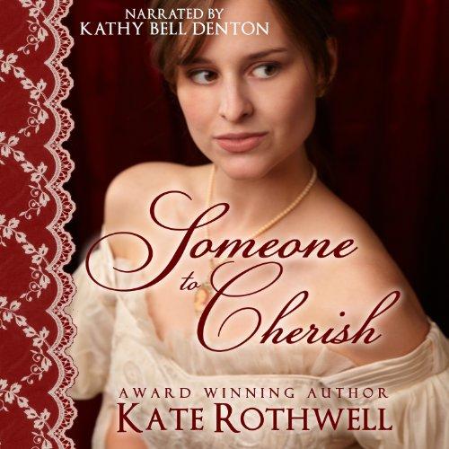 Someone to Cherish audiobook cover art