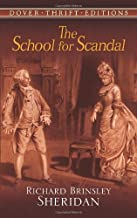 By Richard Brinsley Sheridan - The School for Scandal (Dover Thrift Editions) (12.2.1990)