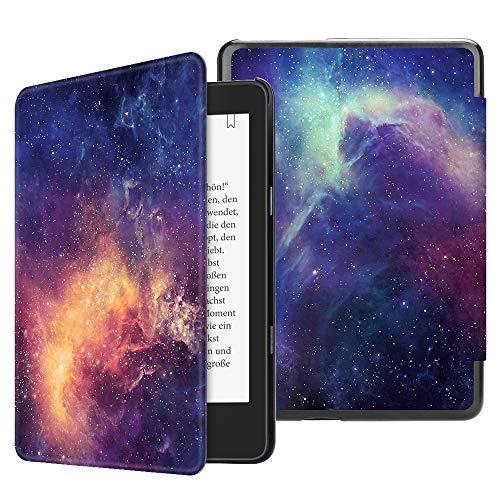Fintie Hülle für Tolino Epos - Ultradünne Smart Case Schutzhülle Tasche Etui mit Auto Sleep/Wake Funktion und Magnetverschluss für Tolino Epos 7,8'' Zoll eReader, die Galaxie