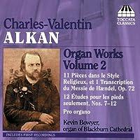 Alkan - Organ Works , Vol 2 (2008-06-10)