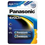 Panasonic Evolta AAA Single-Use Battery Alcalino