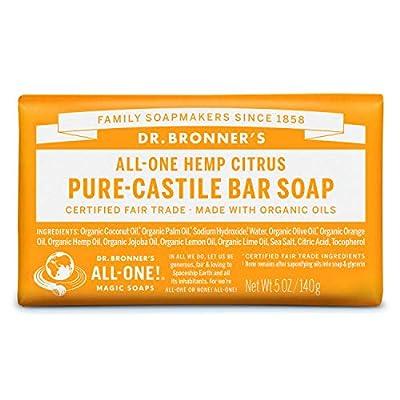 Dr Bronners Bar Soap