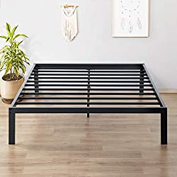 Olee Sleep 14-inch Tall Round Edge Steel Bed Frame Review