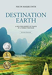 Destination Earth book (Books about travel and self discovery)